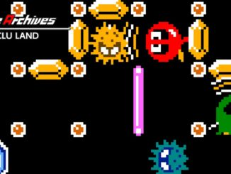 Release - Arcade Archives CLU CLU LAND