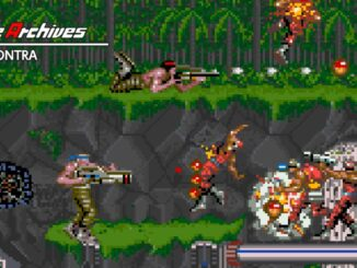 Release - Arcade Archives CONTRA