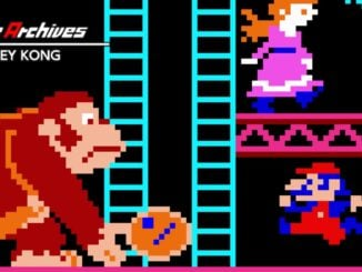 Release - Arcade Archives DONKEY KONG