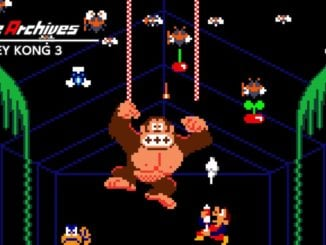 Release - Arcade Archives DONKEY KONG 3