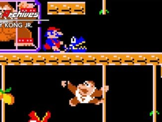 Release - Arcade Archives DONKEY KONG JR.
