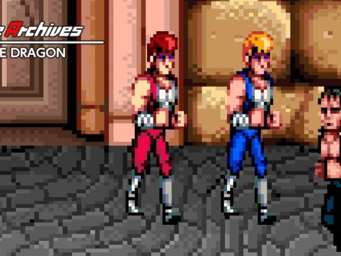 Release - Arcade Archives DOUBLE DRAGON