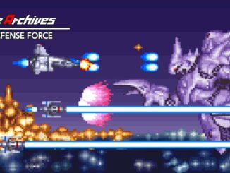 Release - Arcade Archives EARTH DEFENSE FORCE