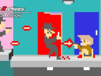 Release - Arcade Archives ELEVATOR ACTION