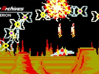 Release - Arcade Archives EXERION