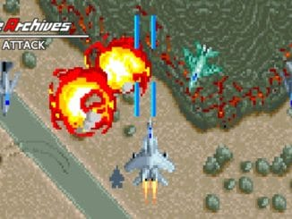 Release - Arcade Archives FLAK ATTACK