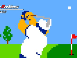 Release - Arcade Archives GOLF