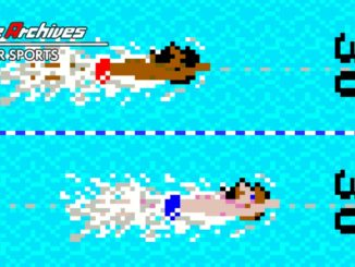 Release - Arcade Archives HYPER SPORTS