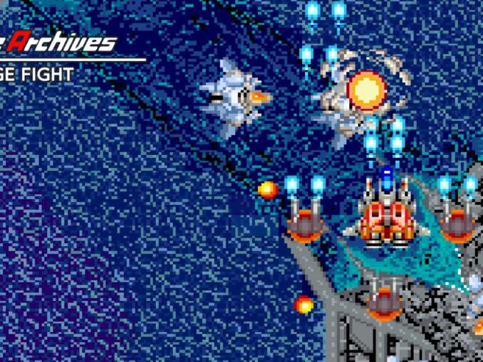 Release - Arcade Archives IMAGE FIGHT