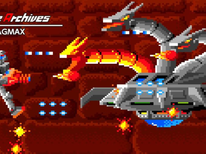 Release - Arcade Archives MAGMAX