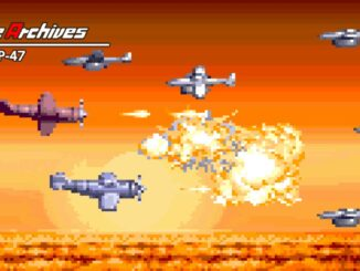 Release - Arcade Archives P-47