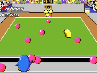 Release - Arcade Archives Penguin-Kun Wars
