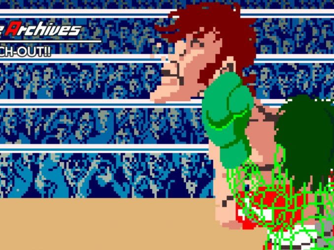 Release - Arcade Archives PUNCH-OUT!!