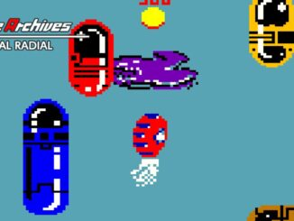 Release - Arcade Archives RADICAL RADIAL
