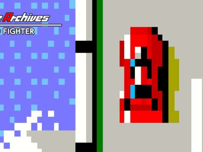 Release - Arcade Archives ROAD FIGHTER