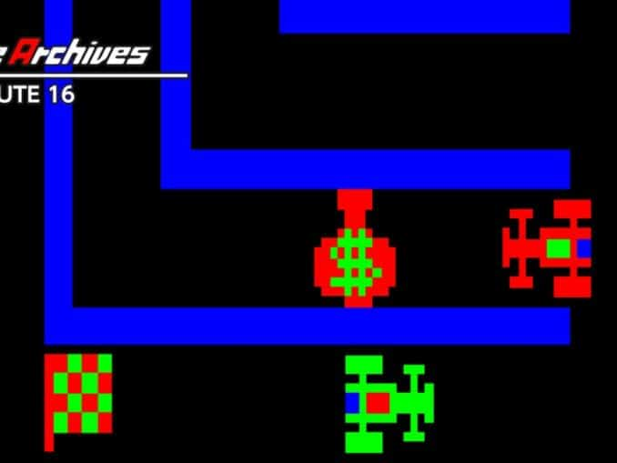 Release - Arcade Archives ROUTE 16
