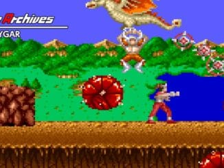 Release - Arcade Archives RYGAR