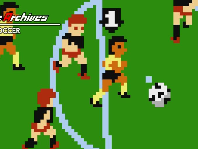 Release - Arcade Archives SOCCER