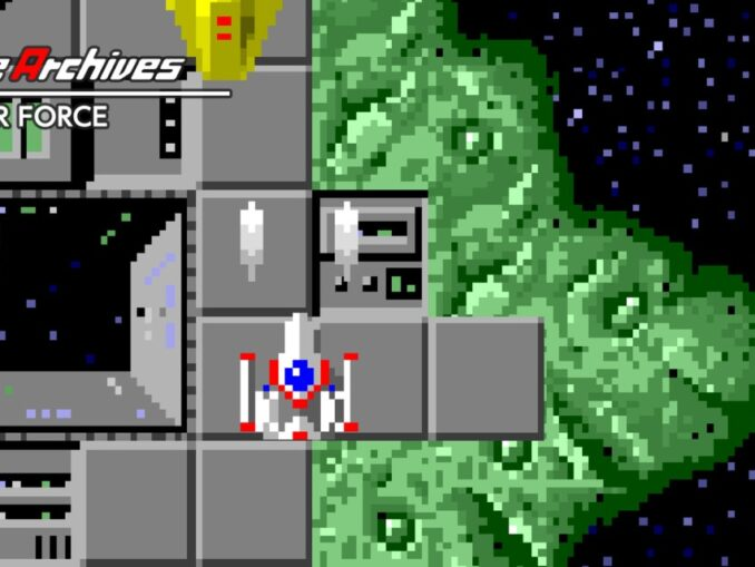 Release - Arcade Archives STAR FORCE