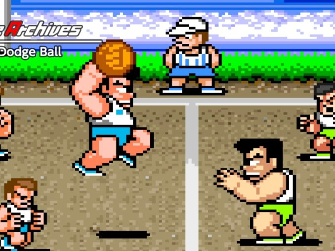 Release - Arcade Archives Super Dodge Ball