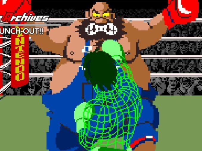 Release - Arcade Archives SUPER PUNCH-OUT!!