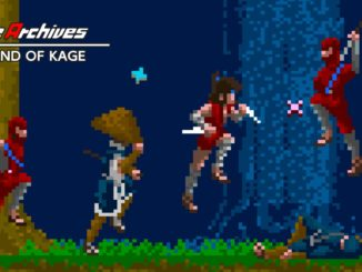 Release - Arcade Archives THE LEGEND OF KAGE