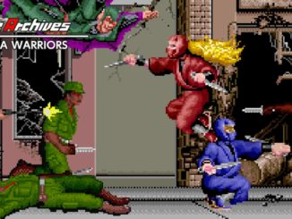 Arcade Archives THE NINJA WARRIORS