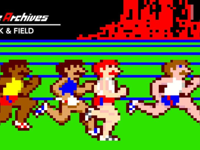 Release - Arcade Archives TRACK & FIELD