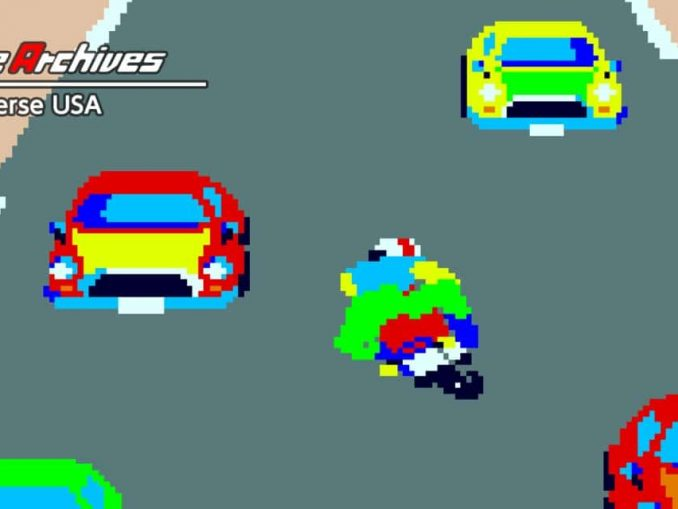 Release - Arcade Archives Traverse USA