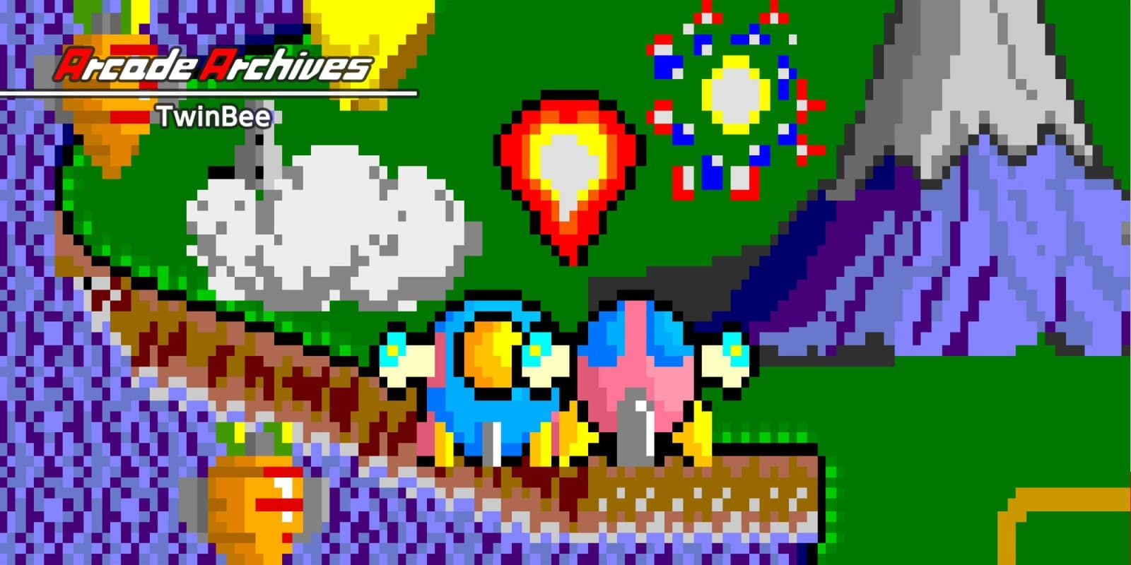 Arcade Archives TwinBee