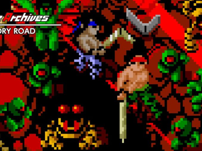 Release - Arcade Archives VICTORY ROAD