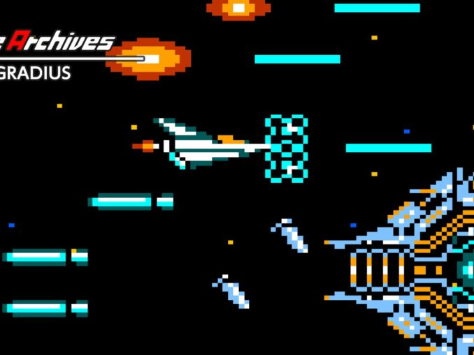 Release - Arcade Archives VS. GRADIUS