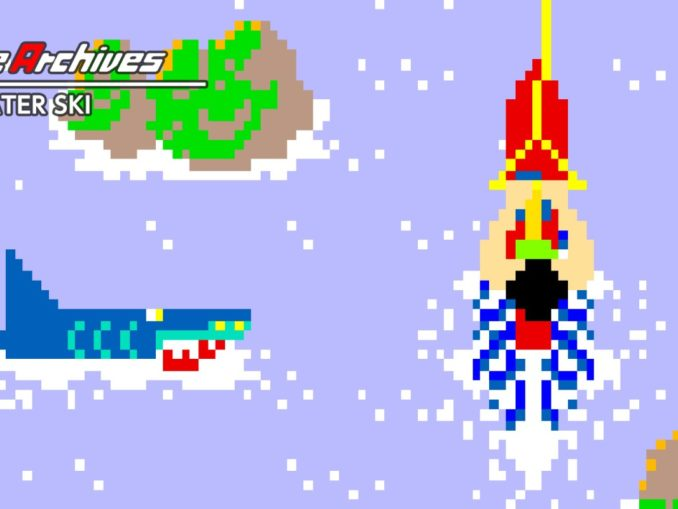 Release - Arcade Archives WATER SKI