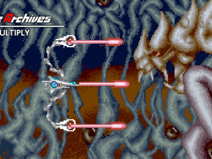 Release - Arcade Archives X MULTIPLY