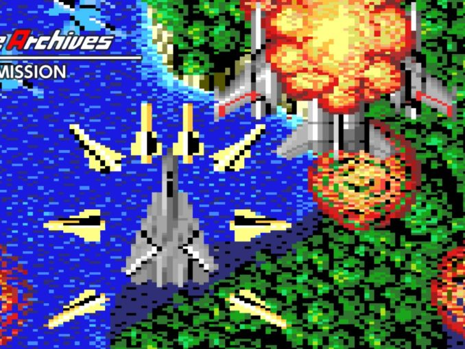 Release - Arcade Archives XX MISSION
