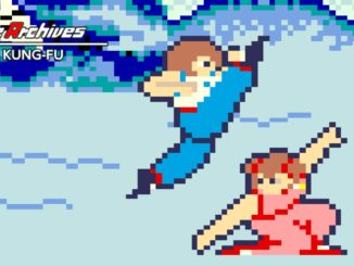 Release - Arcade Archives Yie Ar KUNG-FU
