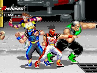 Arcade Archives ZERO TEAM
