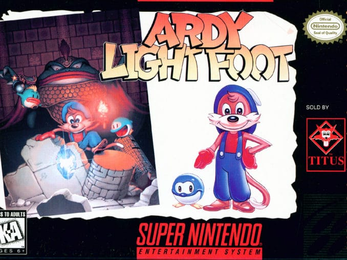 Release - Ardy Lightfoot