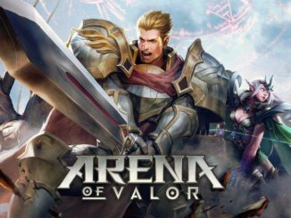 Nieuws - Arena Of Valor lanceert in September – Free-To-Play