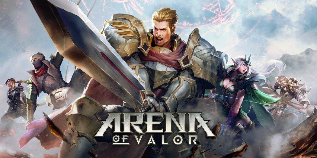 Arena Of Valor lanceert in September – Free-To-Play