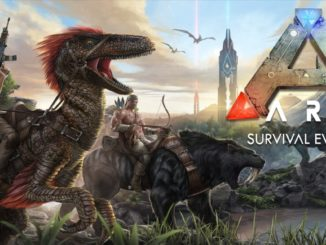 Release - ARK: Survival Evolved