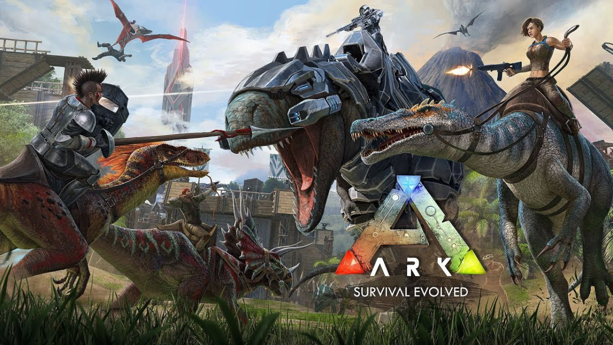 ARK Survival Evolved coming 30th November
