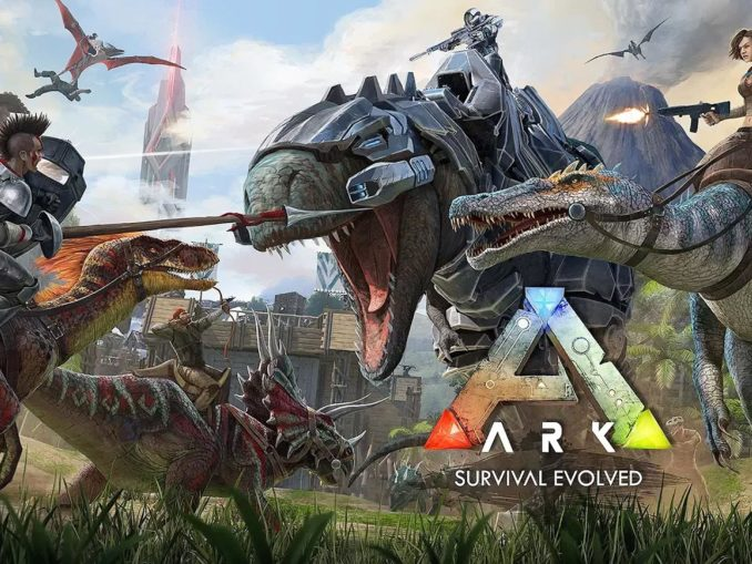 Nieuws - ARK: Survival Evolved Launch Trailer
