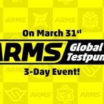 ARMS Global Testpunch in het Paasweekend