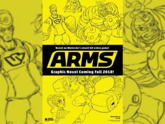 ARMS Graphic Novel still coming – ETA unknown