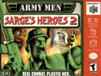 Release - Army Men: Sarge's Heroes 2