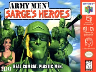 Release - Army Men: Sarge's Heroes