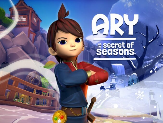 Release - Ary and the Secret of Seasons