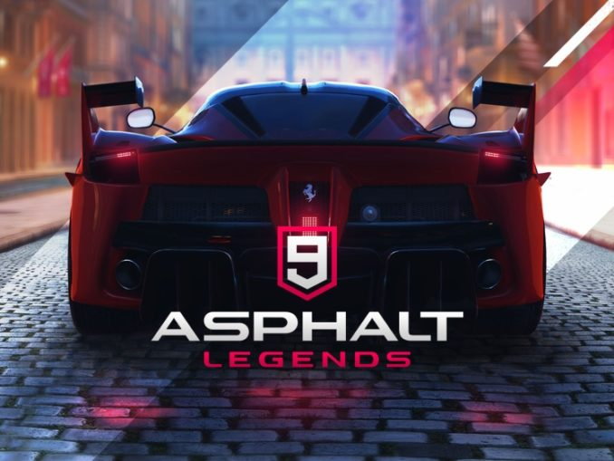 News - Asphalt 9: Legends launches as Free-To-Play on October 9th
