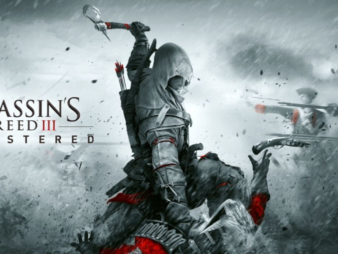 Release - Assassin's Creed® III Remastered